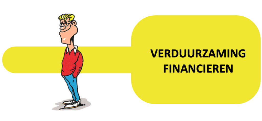 verduurzaming financieren